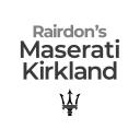 Rairdon's Maserati logo