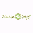 Massage Green Spa logo icon