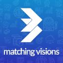 Matching Visions logo icon