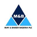 May & Baker Nig.Plc, Lagos logo
