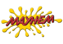 Mayhem Paintball logo icon