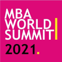 Mba World Summit logo icon