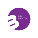 MB DENTAL clinic logo