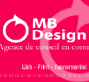 MB design logo