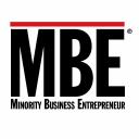 MBE magazine logo