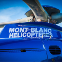MONT BLANC HELICOPTERES logo