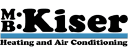 M. B. Kiser Heating & Air Conditioning Co. Inc. logo