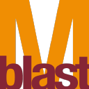Mblast logo