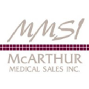 McArthur Medical Sales Inc. logo