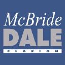 McBride Dale Clarion logo