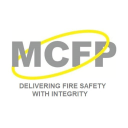 M C Fire Protection logo