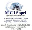 MCIS sprl logo