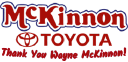 McKinnon Toyota logo