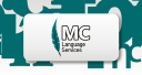 MC Language Services logo