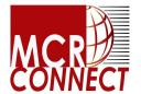 MCR Connect Inc. logo