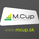 M.Cup sport surfaces logo