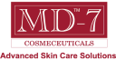 MD-7 Cosmeteutcials Advanced skin care for Asians logo