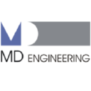 MD Engineering logo