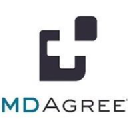MDAgree Inc. logo