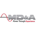 Mda Turbines logo icon