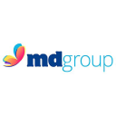Md Group logo icon