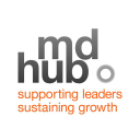 MDHUB For Business Excellence logo