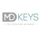 MDKEYS, the physician network logo