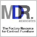MDR Associates - Factory Resource for Contract Furniture logo