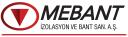 MEBANT IZOLASYON ve BANT SANAYI A.S logo