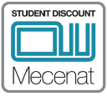 Mecenat logo icon