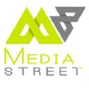 Mediastreet logo icon