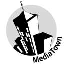 Media Town Marketing logo icon