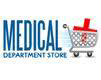 Medical Department Store logo icon