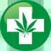 Medical Marijuana Strains logo icon