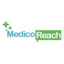 Medico Reach logo icon