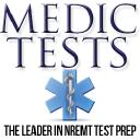 MedicTests.com - Online NREMT Test Prep logo