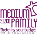 Medium Sized Family logo icon