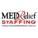 MEDRelief Staffing and Compassionate Care by MEDRelief Staffing logo