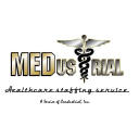 Medustrial Healthcare Staffing logo