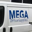 Mega Office Supplies logo icon