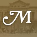 Menger Hotel logo icon