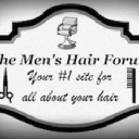 Men's Hair Forum logo icon