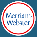 Merriam Webster logo icon