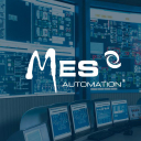 MES AUTOMATION SOLUTIONS logo