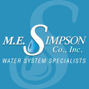M.E. Simpson Co., Inc. logo