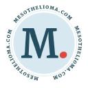 Mesothelioma logo icon