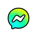 Logo for Messenger Kids