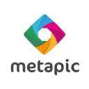 Metapic logo icon
