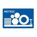 Metric Metal logo icon