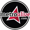 Metro Alive logo icon